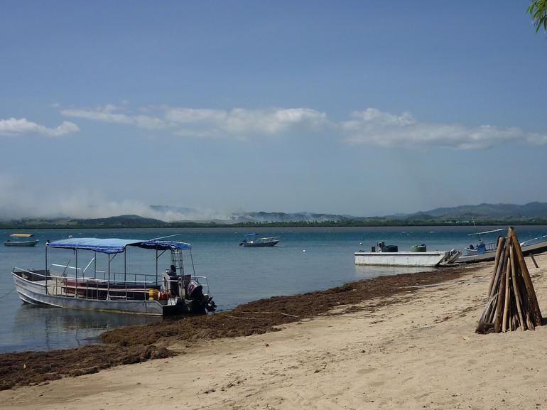 Our boat - Nadi