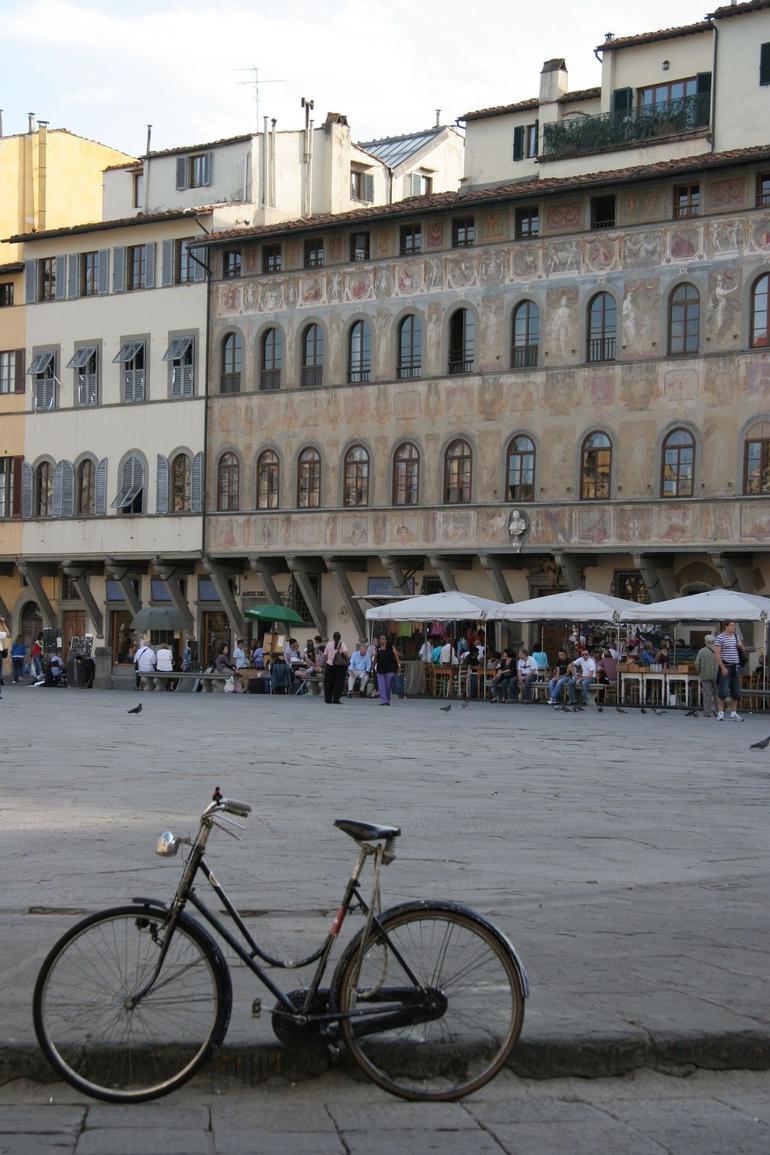 Piazza della Signoria - Florence - Italy - Rome