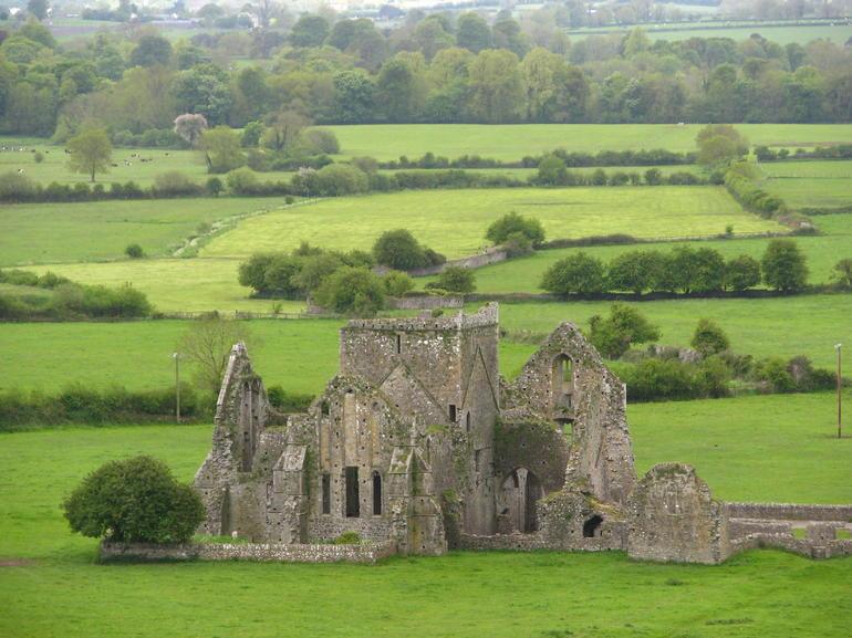 Rock of Cashel - Dublin