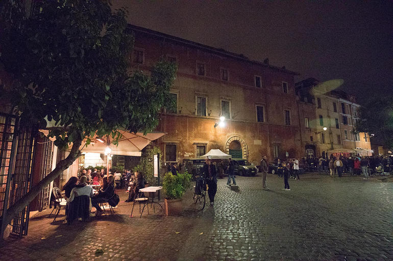Rome by Night Tour Including Dinner photo 32