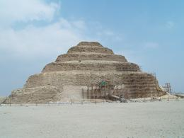 Step Pyramid, William C - October 2010