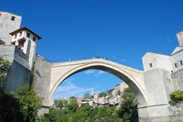Stari Most bridge - November 2013