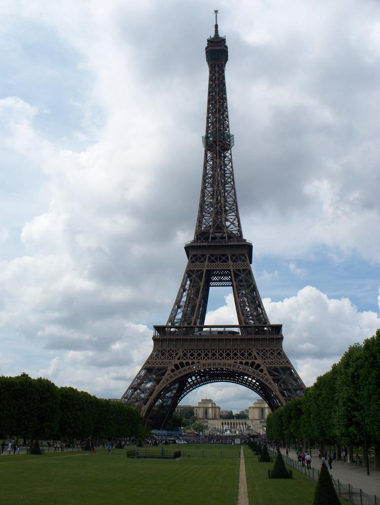 The Eiffel Tower - London