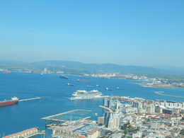 Gibraltar port , kdw161 - May 2015