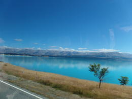 Lake Pukaki, Mt Cook , karbrown12 - February 2017