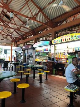 Maxwell Hawker Centre , Scott J - January 2018