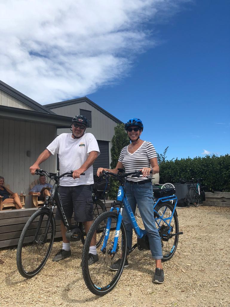 Wellington Shore Excursion: Wines of Wairarapa by Bike