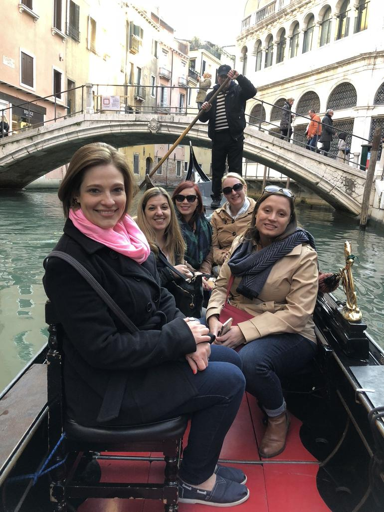 Venice Walking Tour and Gondola Ride photo 20