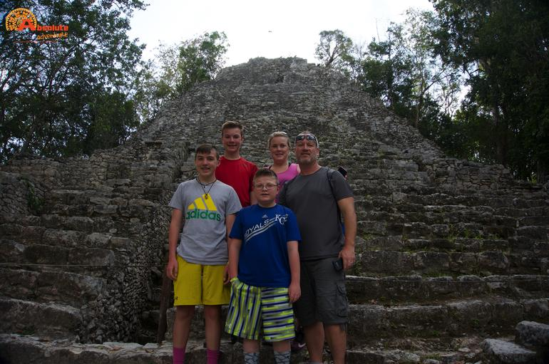 Private tour to Coba Ruins and Swim in Cenote photo 13