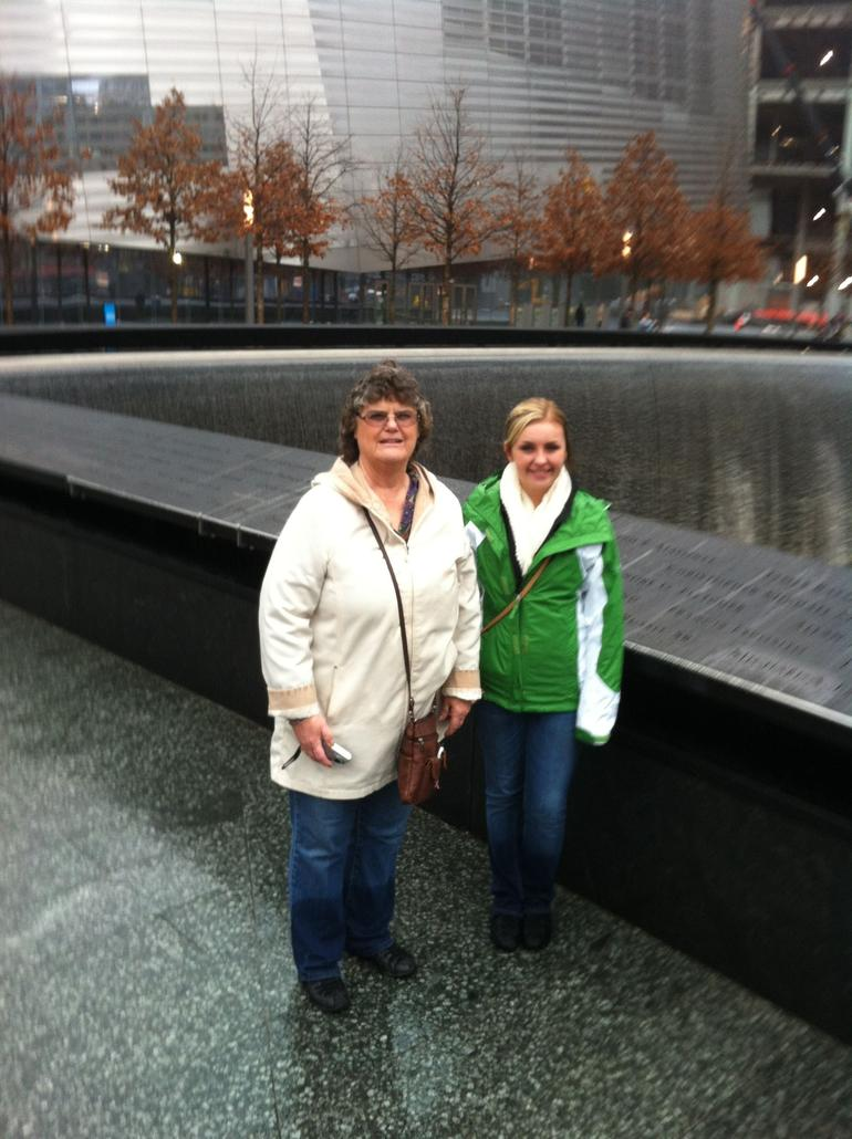 911 Memorial - New York City