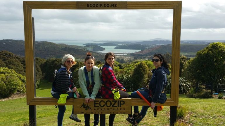 Waiheke Island: Zipline and Island Small Group Day Tour from Auckland photo 15