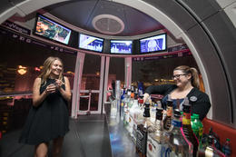 High Roller happy hour at The LINQ, Viator Insider - December 2017