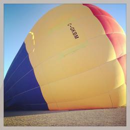 Filling the Balloon , david h - July 2013