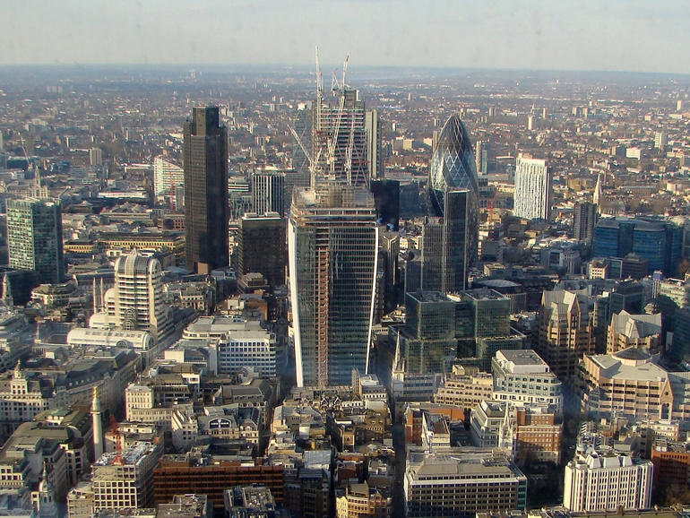 La City - London