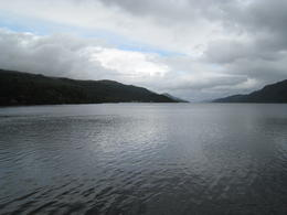 The lake of Loch Ness; viewed from Fort Augustus. , Marcello NL - October 2012