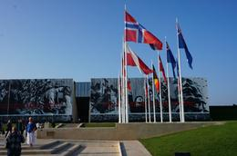Memorial de Caen Museum , Ian J - October 2014