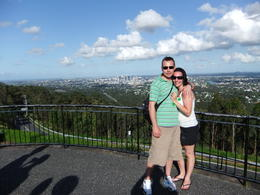 Enjoying our honeymoon in Brisbane , hayley g - January 2011