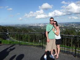 Enjoying our honeymoon in Brisbane , hayley g - January 2011