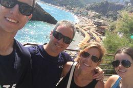 Cinque Terre. , Michelle - July 2016