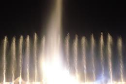 Amazing what could be achieved with light effects and water..., Ushmita H - August 2009