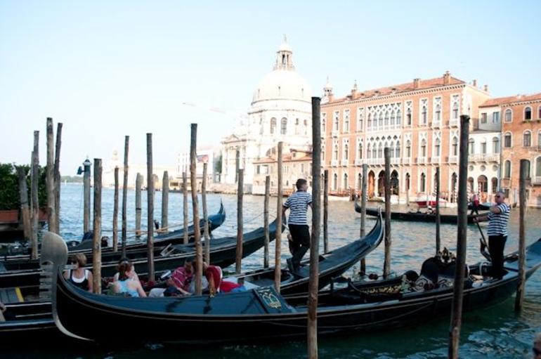 Venice Picture Postcard - Venice