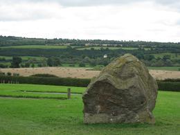View from Newgrange., Sarah - September 2009
