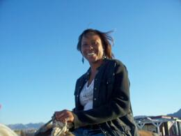 Wild West Horseback Ride - October 2009