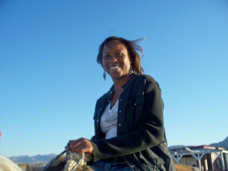 Wild West Horseback Ride - Las Vegas