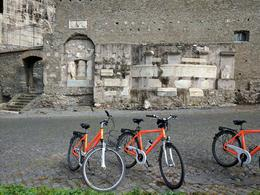 Our bikes at on of our stops along the way , patrickuhler - November 2016