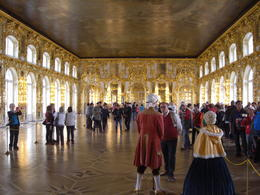 Ball Room inside Catherine's Palace , Stephen P - December 2016