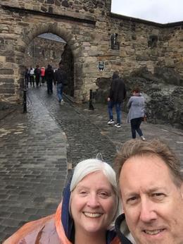 Visiting Edinburgh Castle , Andrew E - August 2017