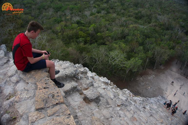 Private tour to Coba Ruins and Swim in Cenote photo 12