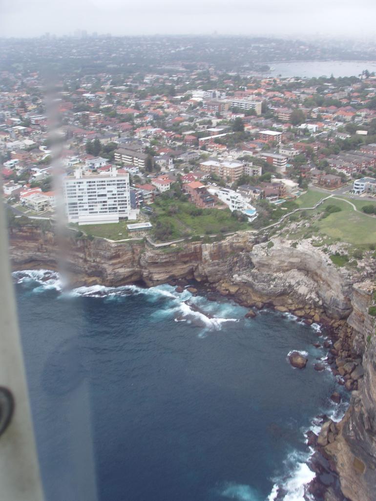 Aerial View of Sydney - Sydney