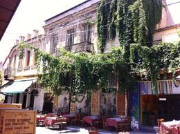 Athens Food Tour, Blanca - July 2012