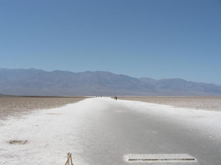 Badwater Salt Flats - Las Vegas