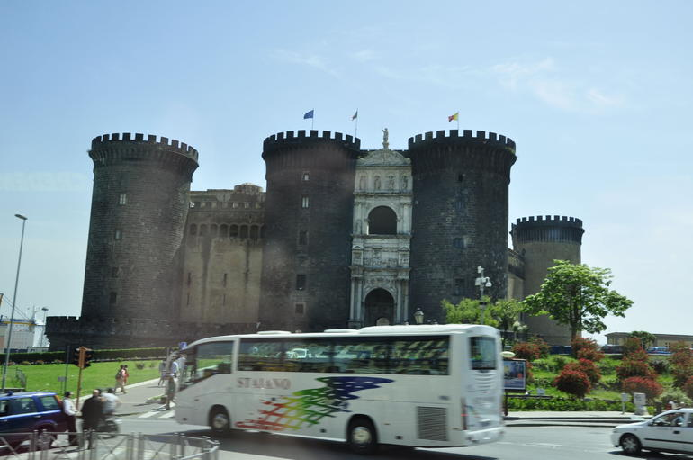 Castillo Napolitano - Rome