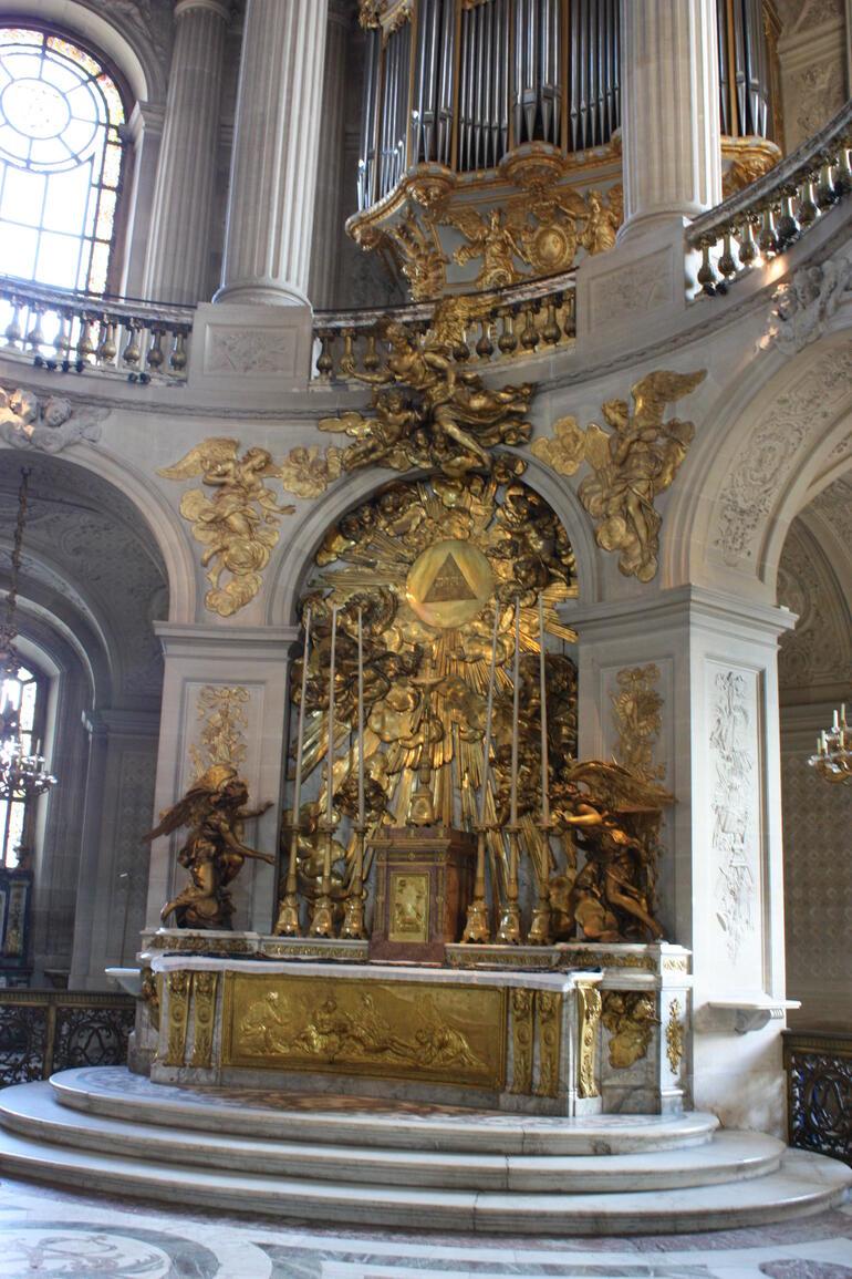 Chapel - Paris
