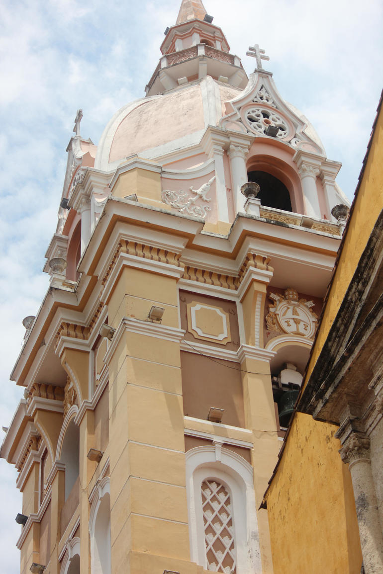 Church - Cartagena