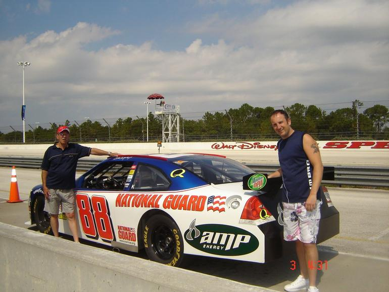 Dale Junior Car -- Nice! - Orlando