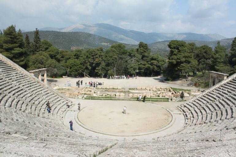 Epidaurus - Athens