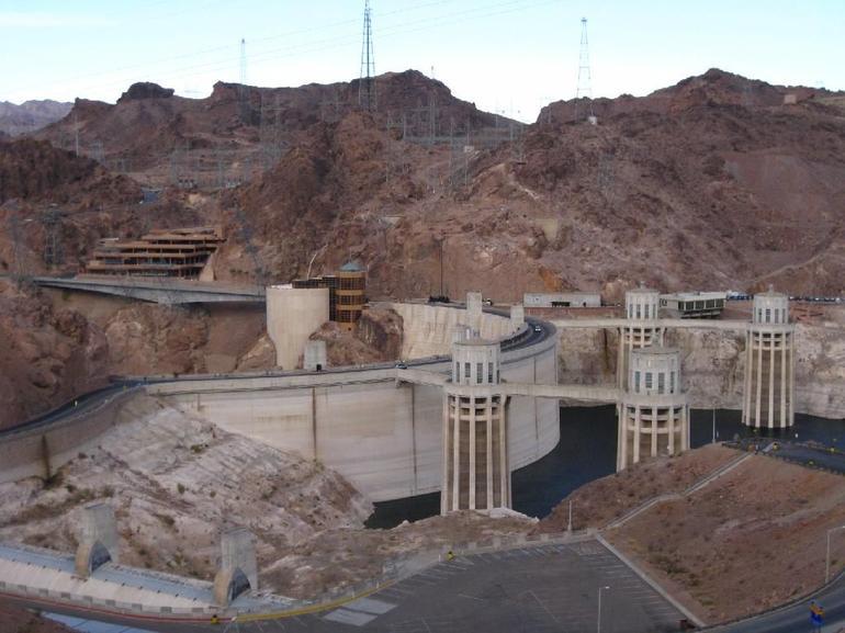 Hoover Dam Overlook - Las Vegas