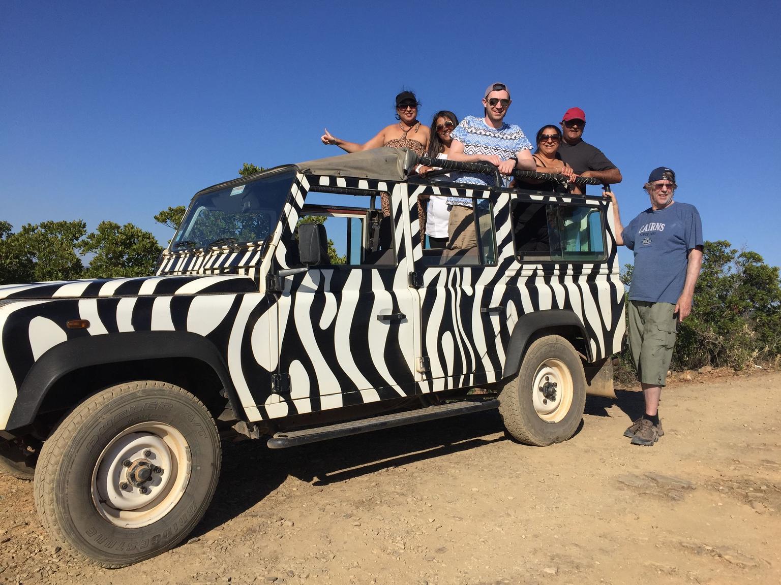MÁS FOTOS, Algarve Jeep Half-Day Tour