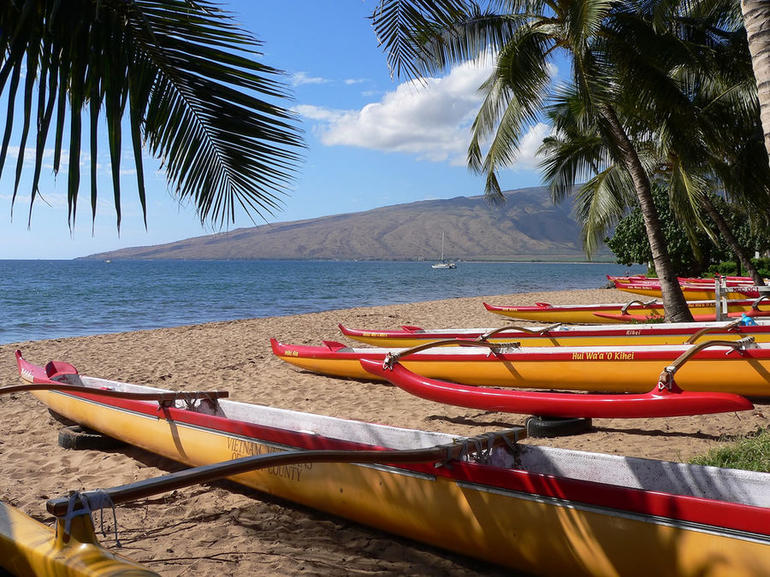 kayaking in maui - Maui
