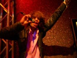 Mick Jagger, Undercover Américan - October 2011