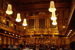 A beautiful hall ......a perfect venue for Mozart's music , Alice P - December 2014