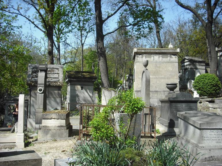 P�re Lachaise Cemetery - Paris