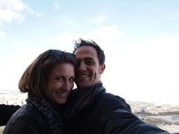 Selfie from the top!, Rachel - March 2014