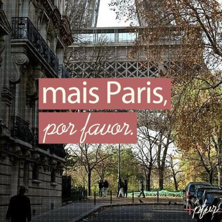 Paris, sempre Paris. - Paris