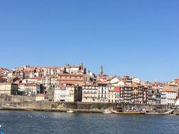 Great views from the lovely river cruise - April 2015