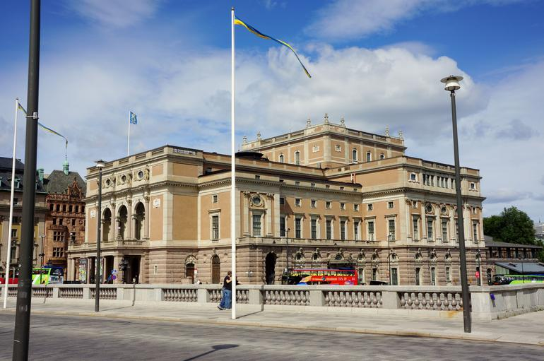 Royal Opera House - Stockholm